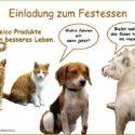 TIERNAHRUNG von REICO ❤ kostenloses Testessen für Hunde und Katzen ❤