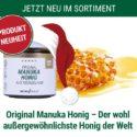 Original Manuka Honig -  Manuka Honig (100% pur) aus Neuseeland