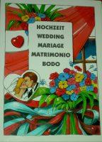 Das Hochzeits-Buch - personalisiert in mehreren Sprachen