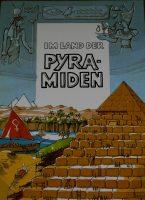Im Land der Pyramiden - personalisiertes Kinderbuch in verschiedenen Sprachen