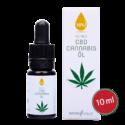 Reines CBD Cannabis-Öl 10% von Natura Vitalis