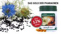 Echtes Schwarzkümmelöl - Das Gold der Pharaonen von Natura Vitalis